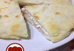 Focaccia (senza glutine) ricotta e prosciutto di Gabriella Benincasa - Ricette - Cookkando In Cucina Facile FacileRicette – Cookkando In Cucina Facile Facile