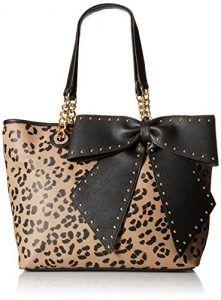 Betsey Johnson BJ50505 Shoulder Bag, Leopard, One Size