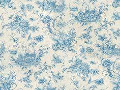 Brunschwig & Fils PROMENADE D AUTOMNE LINEN PRINT BLUE BR-79496.222 - Brunschwig & Fils - Bethpage, NY, BR-79496.222,Brunschwig & Fils,Print,Light Blue,S,Up The Bolt,Botanical/Foliage,Multipurpose,USA,Yes,Brunschwig & Fils,No,PROMENADE D AUTOMNE LINEN PRINT BLUE