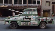 """Une """"arme d'instruction massive"""" dans les rues de Buenos Aires (Vimeo)"""