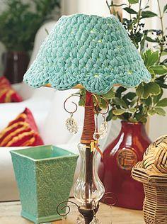 05 - Pantalla con ondas - Crochet Totora