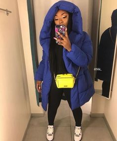 winter outfits baddie Coat Styles For Winter 2016 - winteroutfits Outfits 2016, Dope Outfits, Trendy Outfits, Fall Outfits, Fashion Outfits, Outfit Winter, Style Fashion, Mens Fashion App, Fashion Trends