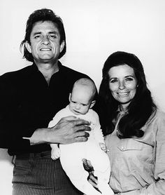 March 3, 1970: Johnny and June give birth to their only son, John Carter Cash.