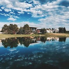 The Lagoon at Colorado State University never disappoints.
