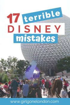 Avoid these Disney World planning mistakes if you want to have a great time and not get bogged down in all of the Disney mistakes that families make. Disney World Transportation, Disney World Rides, Disney World Hotels, Walt Disney World, Disney Parks, Disney Vacation Club, Disney Cruise, Disney Vacations, Disney Travel