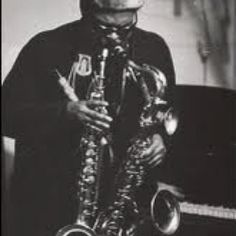 Roland Kirk by Eugene Smith