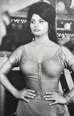 Sophia Loren fotka