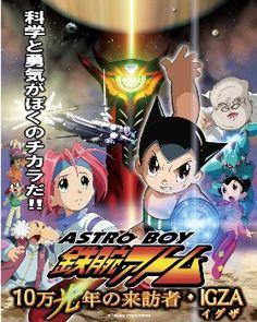 Astro Boy vs. Igza