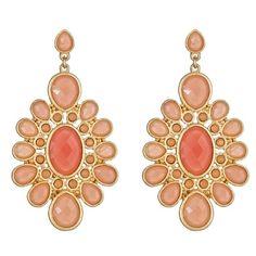 Cabana Sun Earrings in Pink at Joss & Main