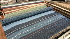 Kotimainen puuvillaräsymatto koko 160x230, saatavana myös useita kokoja.