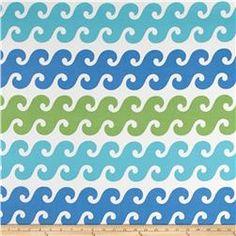 P Kaufmann Indoor/Outdoor Tide Pool Turquoise