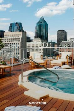 Best price and exclusive offers on hotels in Montreal. Get more when you book direct. Book now. Vacation Places, Places To Travel, Travel Destinations, Places To Go, Vacations, Unique Hotels, Best Hotels, Beautiful Places To Visit, Beautiful World