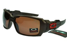Oakley Flak Jacket Sunglasses Deep Brown Frame Brown Lens 0340 [ok-1340] - $12.50 : Cheap Sunglasses,Cheap Sunglasses On sale