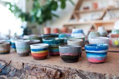 Hannah Henderson of General Store Makes Us Swoon #refinery29  http://www.refinery29.com/2014/01/61206/hannah-henderson-general-store#slide5  Hello, sweet little pots we'd like to take home.