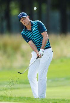 Jordan Spieth : Golfers on the 2016 U.S. Ryder Cup roster