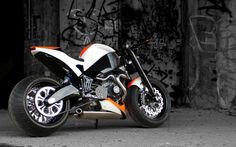 Buell XB9SX by SP Fight Machines