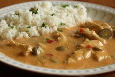 No Salt Recipes, Keto Recipes, Chicken Recipes, Cooking Recipes, Healthy Recipes, Slovak Recipes, Czech Recipes, Ethnic Recipes, Sauce For Chicken