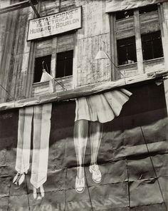 Dos pares de piernas (1928-29). Manuel Álvarez Bravo