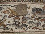El Museo del Louvre exhibe el mosaico de Lod, un asombroso bestiario romano del siglo III - 20minutos.es