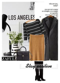 """www.zaful.com/?lkid=7493 (10)"" by nejra-e ❤ liked on Polyvore featuring Anouki, Burberry and zaful"