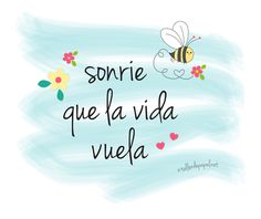 Frases, frases positivas y frases. Positive Phrases, Motivational Phrases, Positive Vibes, Positive Quotes, Inspirational Quotes, Good Day Quotes, Me Quotes, Qoutes, Spanish Quotes