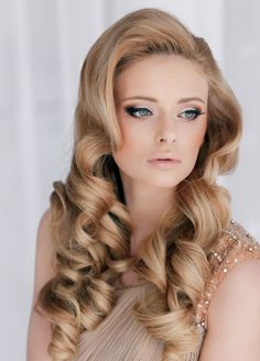 Wedding Hairstyle Ideas for Long Hair. To see more: Featured Stylist: Elstile