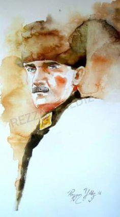 Rezzan Yildiz Turkish Artist
