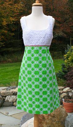Vintage Lilly Pulitzer dress...