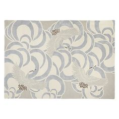 Buy Wendy Morrison for John Lewis Flamingo Clouds Rug, 240 x 170cm Online at johnlewis.com