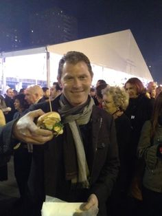 Burger Bash 2012 in NYC!