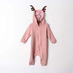 《韓国子供服》Bambi Bebe バンビロンパース