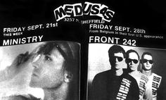 Medusas: Ministry and Front 242
