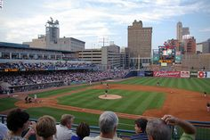Fifth Third Field - Toledo Ohio Great Place To Work, Great Places, The Good Place, Concert Venues, Toledo Ohio, Altars, Lake Michigan, North West, Third