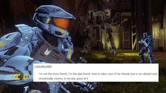 RvB Text Posts - I don't think a text post has ever been applied better XD