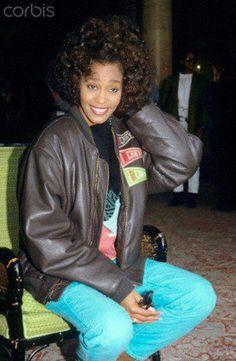 Early Years....  Whitney Houston...