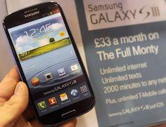 """CIENCIA Y TECNOLOGIA - S, 2 FEB 2013. """"Fiebre de Galaxy S4 llena las redes"""". (IPITIMES.COM® /FUENTE: LA OPINION)."""