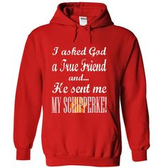 GOD SENT ME MY SCHIPPERKE T-Shirts, Hoodies. VIEW DETAIL ==► https://www.sunfrog.com/Pets/GOD-SENT-ME-MY-SCHIPPERKE-Red-Hoodie.html?id=41382