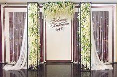 3 февраля была прекрасная свадьбы Али и Саши:) мы полностью трансформировали сцену в ресторане Интурист @restintour . Основной идеей была…