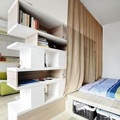 11 Creative Room Dividers For Open layouts