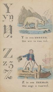 Afbeeldingen bij A is een aapje | Koninklijke Bibliotheek