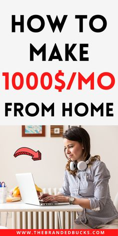 Ways To Earn Money, Earn Money Online, Make Money Blogging, Way To Make Money, Cash From Home, Make Money From Home, Fit Actors, Easy Online Jobs, Make 100 A Day