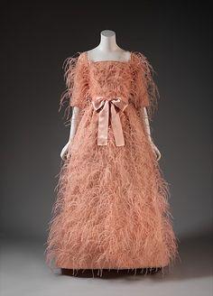 DressCristobal Balenciaga, 1965The Metropolitan Museum of Art