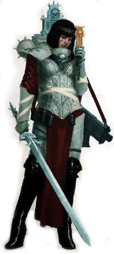 sister of battle armor - Google Search
