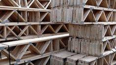 How to Build a Wood Floor Truss