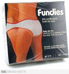 We *are* wearing the adult diapers version of these when we're old. End of discussion.