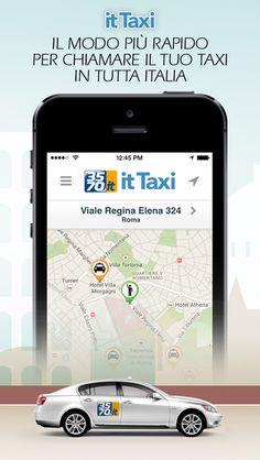 IT Taxi, lApp gratuita che mette in contatto tassisti e clienti in tutta Italia, per prenotare, pagare e giudicare il taxi dal proprio smartphone, esce oggi dalla fase beta inaugurando il nuovo servizio Business dedicato alle aziende.