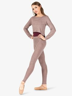 02b1fc5fc1b3 Natalie Womens Warm Up Leggings Discount Dance Supply