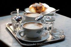 Cafe' Leopold Hawelka: Vienna, Austria I Remember the wonderful cream with our coffee. Coffee Latte Art, Coffee Club, Coffee Shops, Cafe Restaurant, Vienna Food, Parisian Cafe, Caffeine Addiction, Sweet Notes, Black Coffee