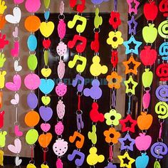 kids beaded curtains - Google Search