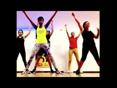 Ran kan kan by Tito Puente - Dance Fitness with Dina B. - YouTube